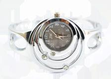 Zegarki srebrne na sztyft