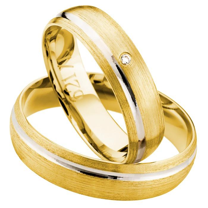 Obrączki ślubne Kolczyki 2
