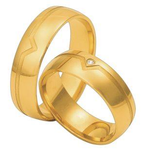 Obrączka Amare Exlusive 665/6/W biżuteria klejnotkielce.pl