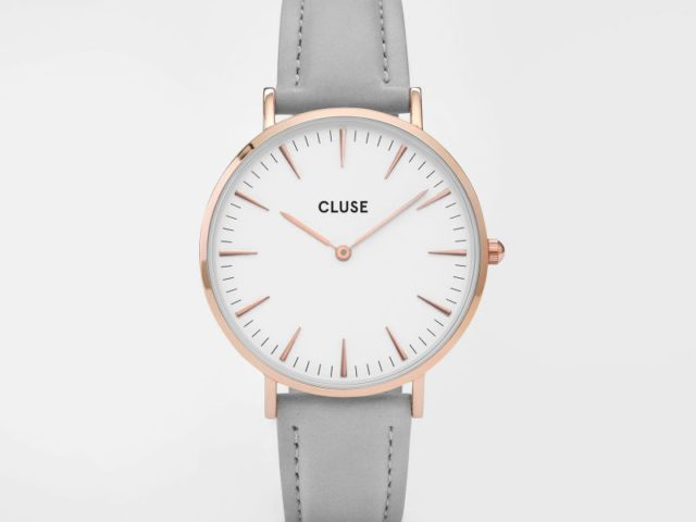 Rose Gold White Grey CL 18015
