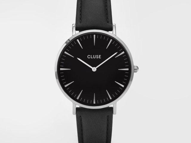 Silver Black Black