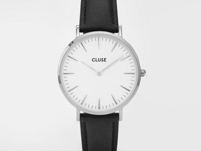Silver White Black