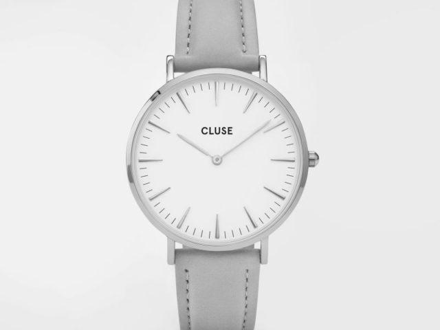 Silver White Grey CL 18215