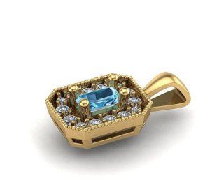 wisiorek 310 biżuteria klejnotkielce.pl