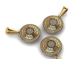 wisiorek 710 biżuteria klejnotkielce.pl